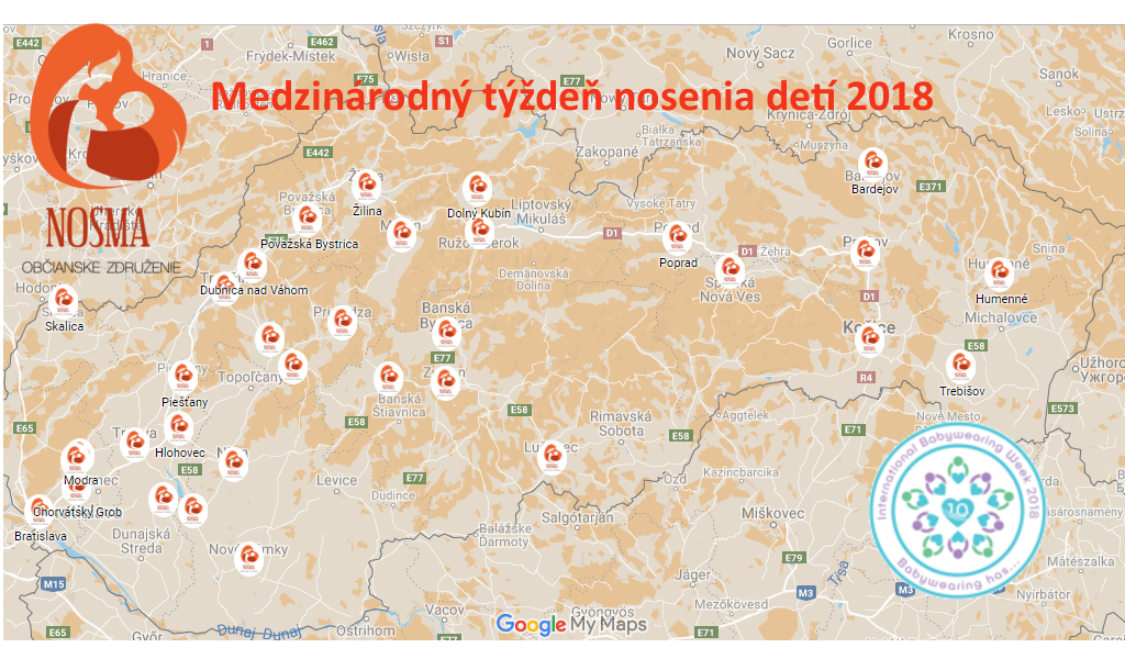 mapa MTND 2018